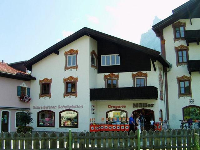德国壁画城镇......米滕瓦尔德_图1-31