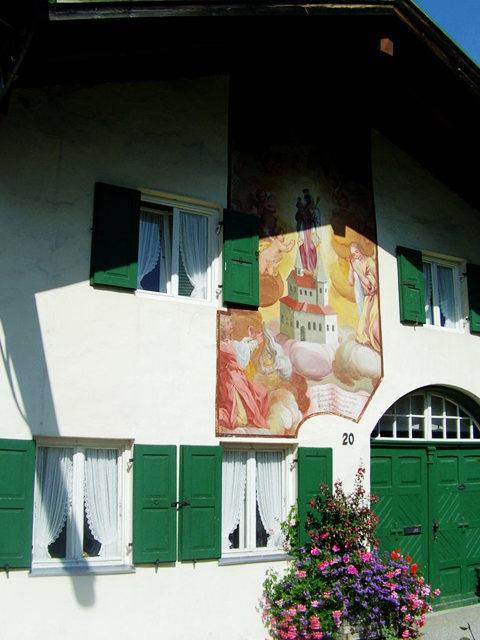 德国壁画城镇......米滕瓦尔德_图1-32