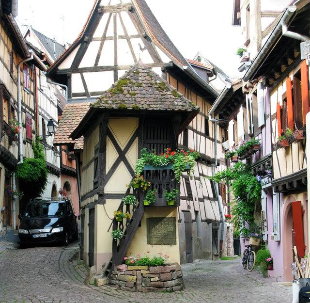 法国小镇斯海姆_图1-1