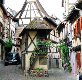 法国小镇斯海姆