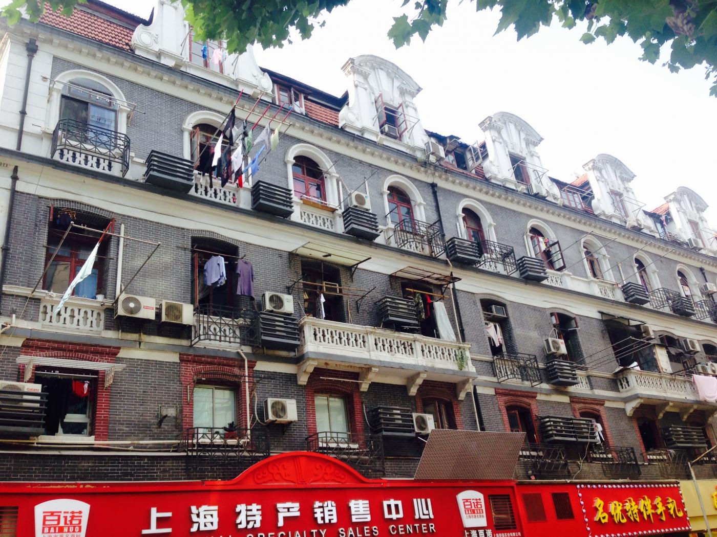 闲逛上海看街景_图1-2