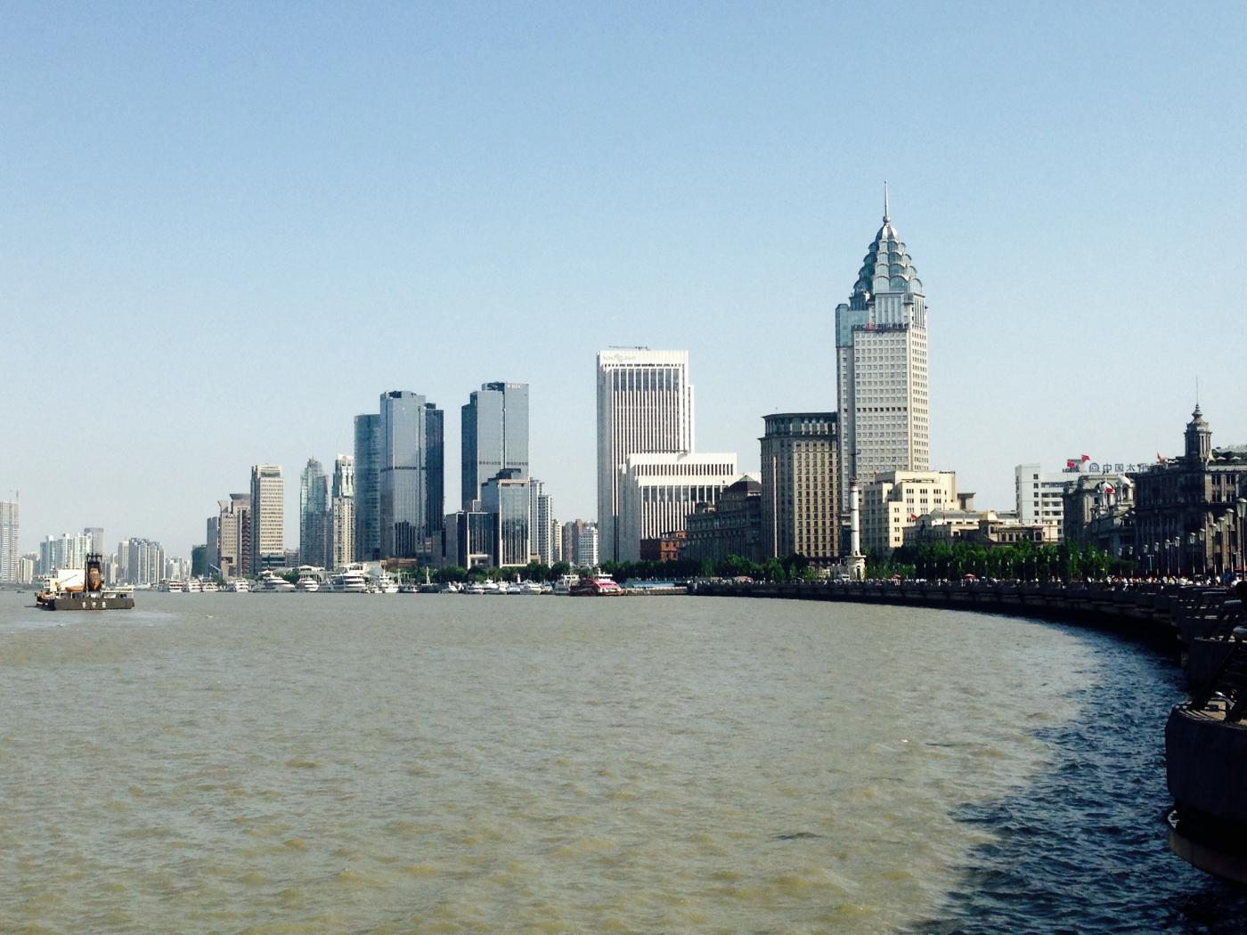 闲逛上海看街景_图1-23