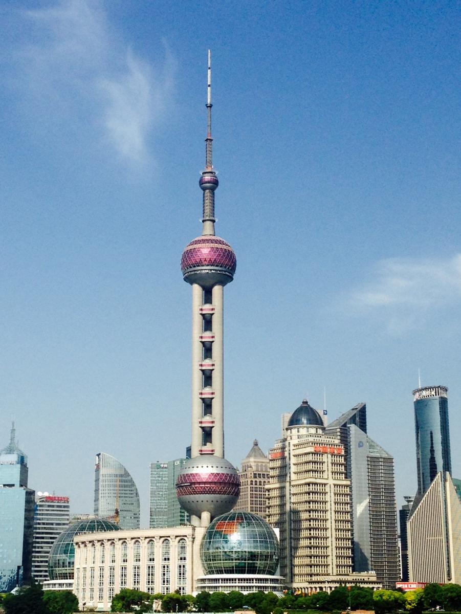 闲逛上海看街景_图1-21