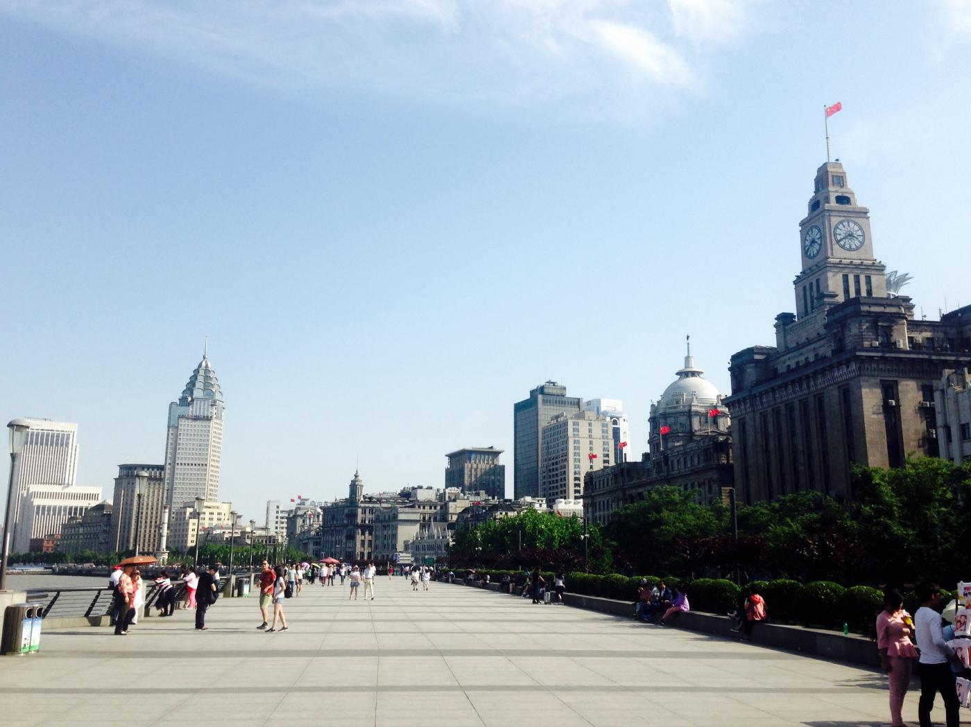 闲逛上海看街景_图1-24