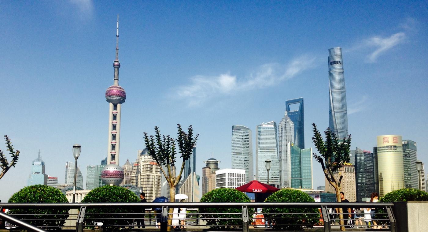 闲逛上海看街景_图1-25