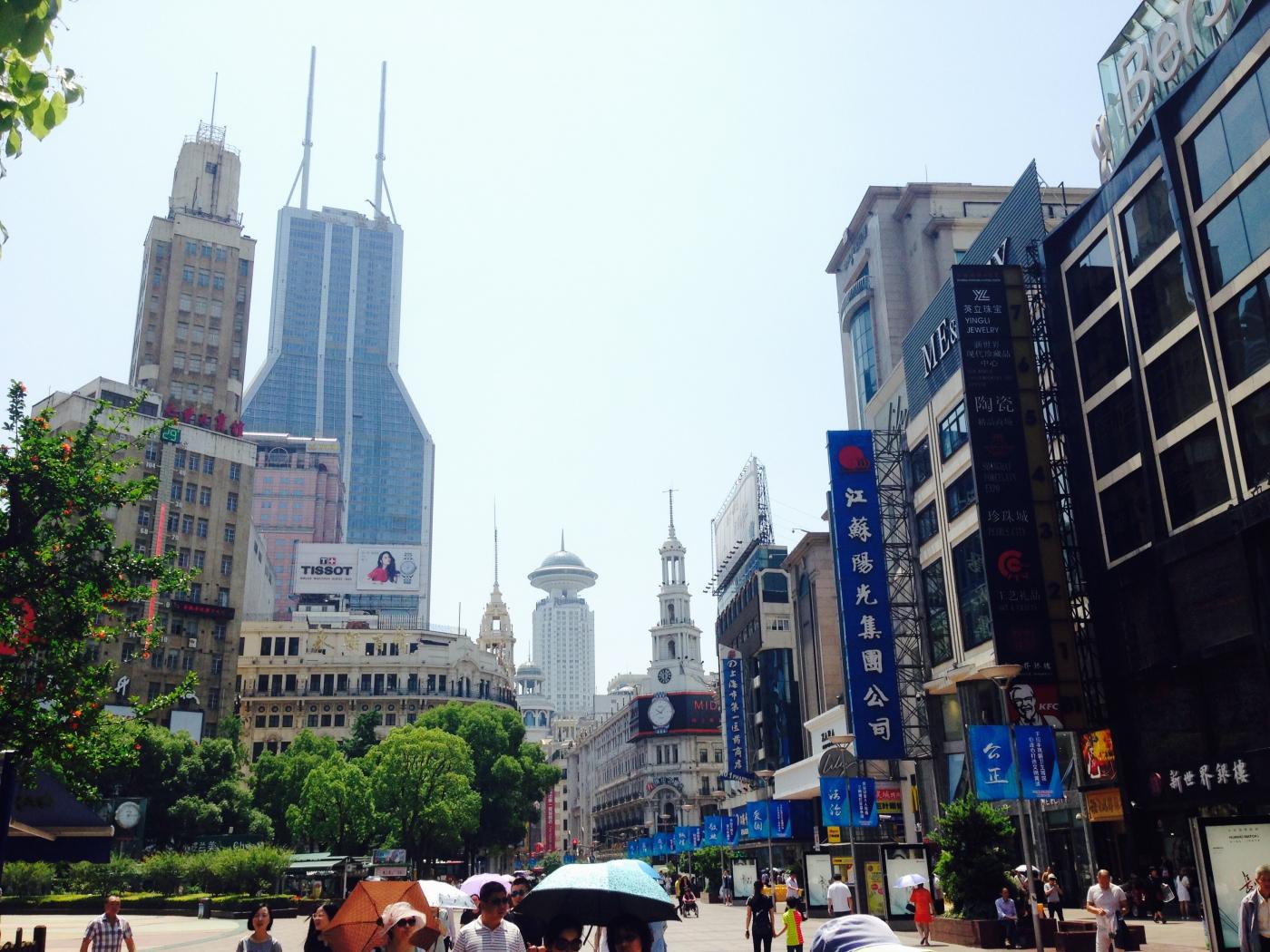 闲逛上海看街景_图1-3