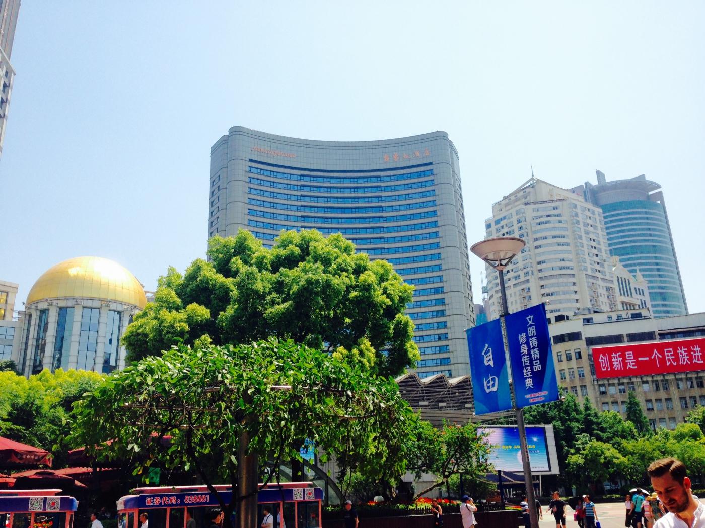 闲逛上海看街景_图1-4