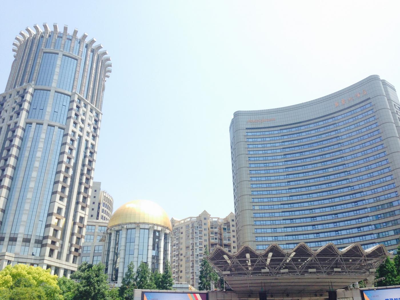 闲逛上海看街景_图1-6