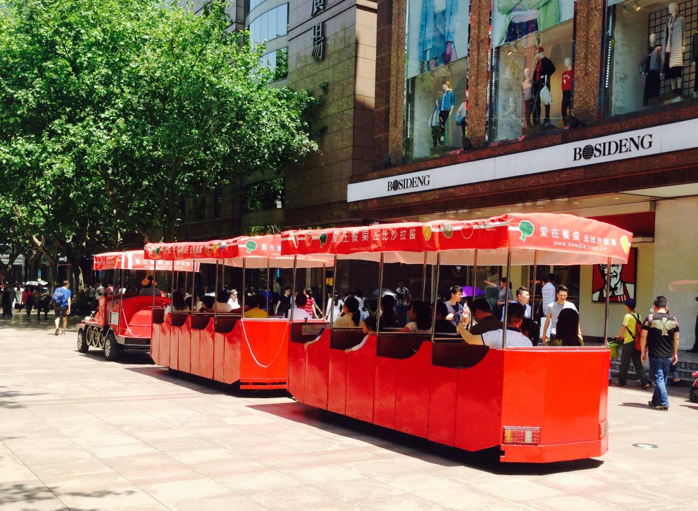 闲逛上海看街景_图1-8