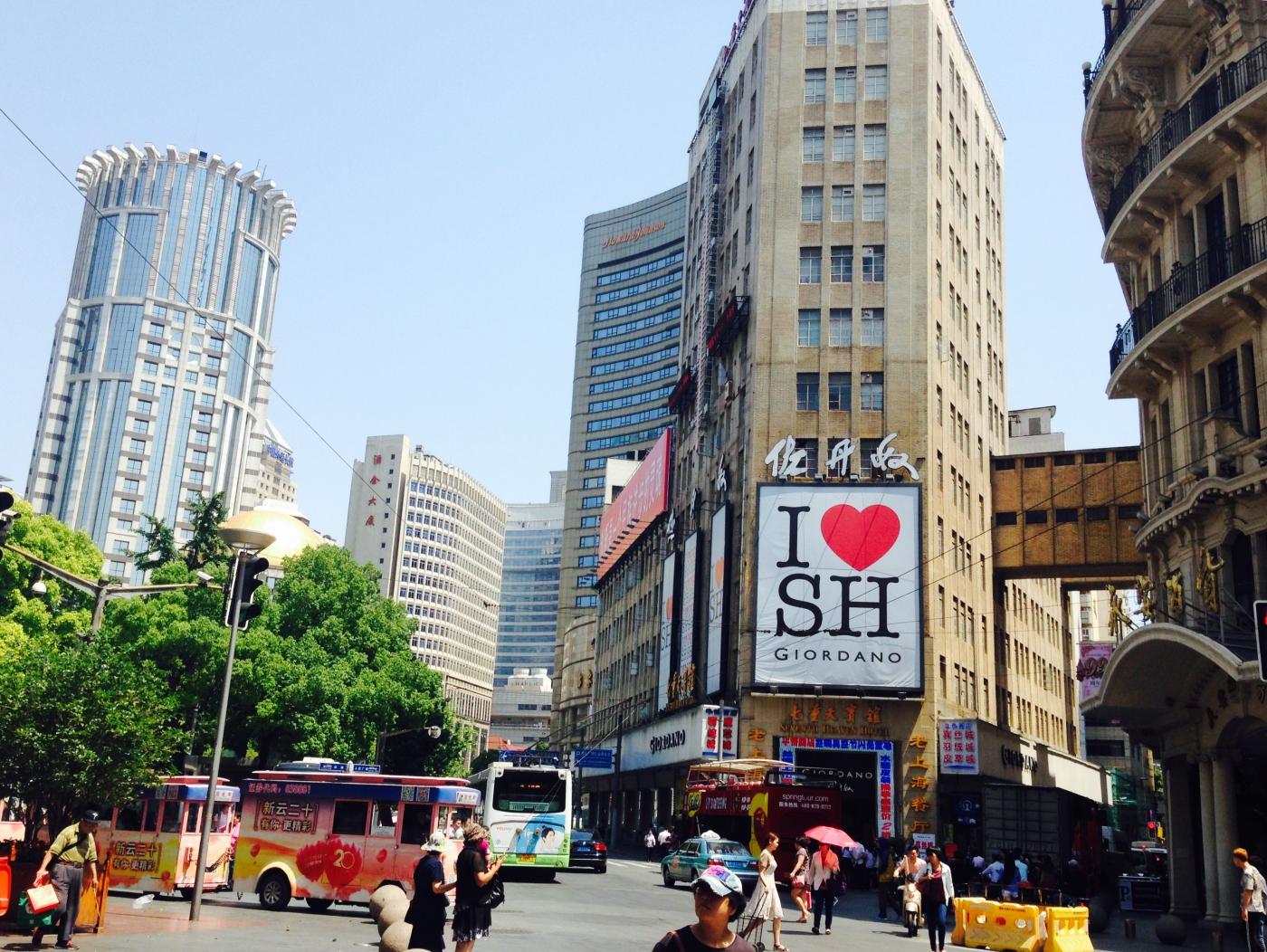 闲逛上海看街景_图1-13