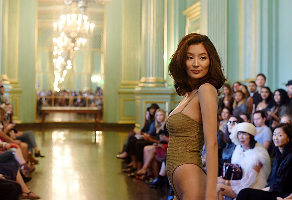 如何向懒人推销时尚:旧金山时装周一瞥_图1-3
