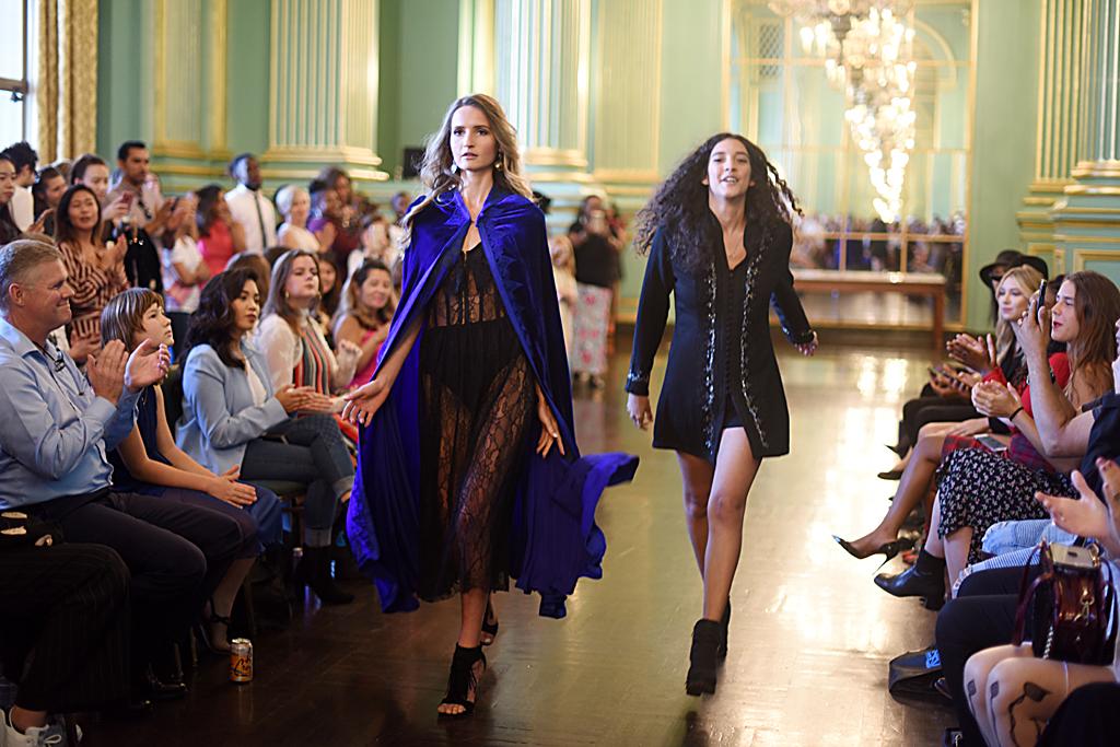如何向懒人推销时尚:旧金山时装周一瞥_图1-12