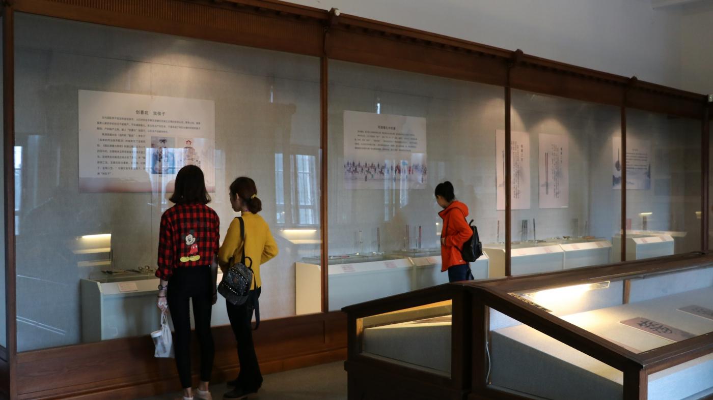【印象大连】国庆假期参观旅顺博物馆掠影_图1-11