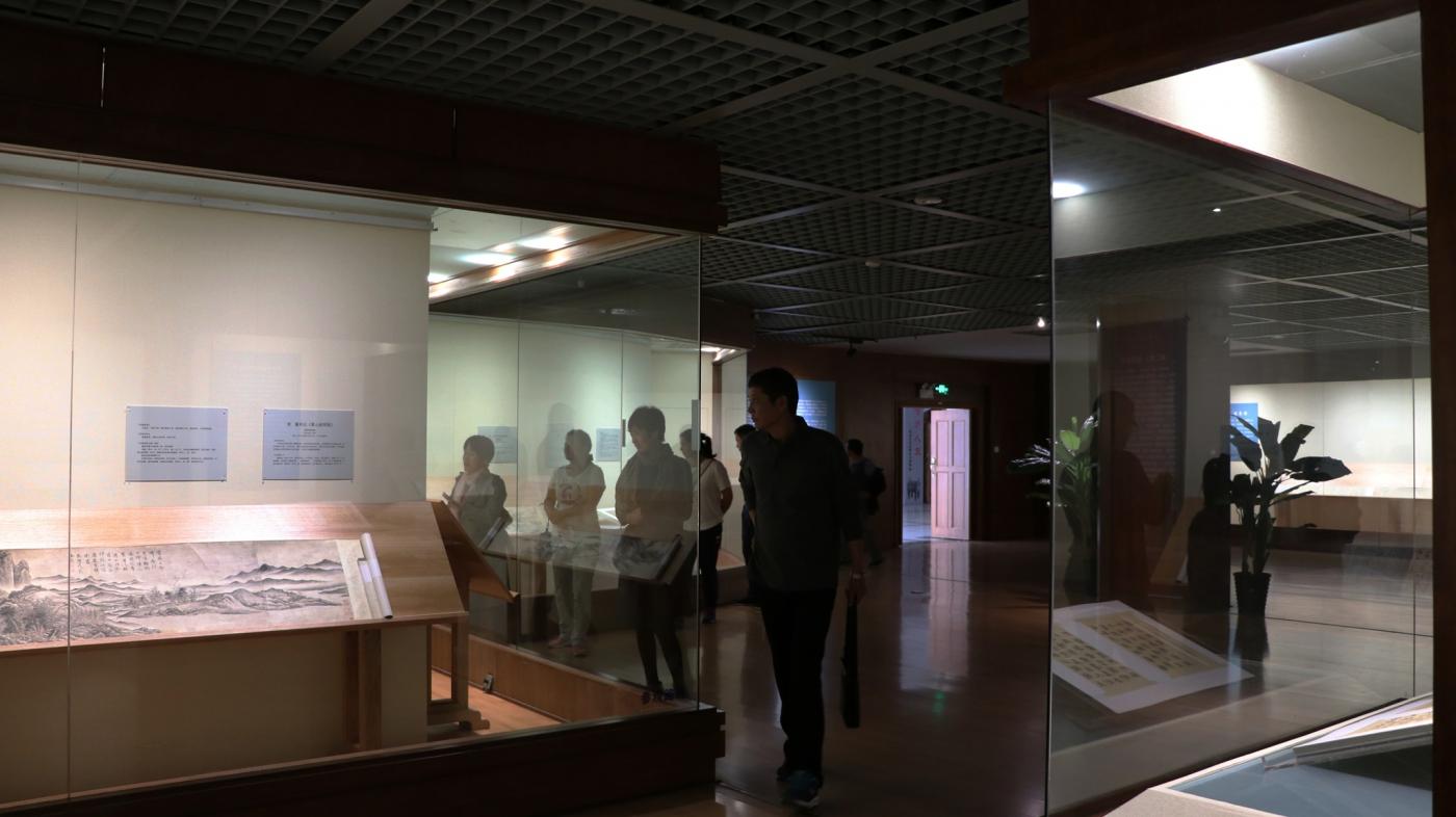 【印象大连】国庆假期参观旅顺博物馆掠影_图1-21