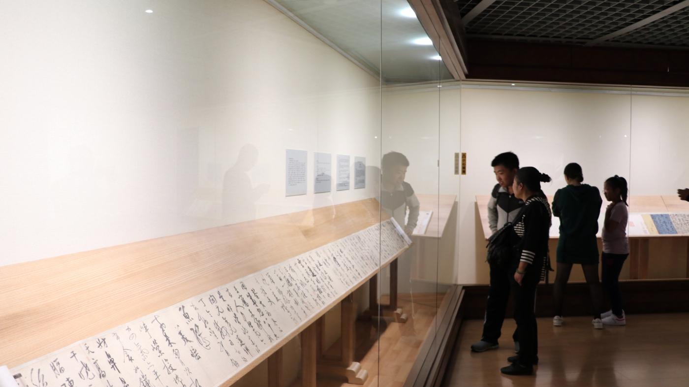 【印象大连】国庆假期参观旅顺博物馆掠影_图1-22