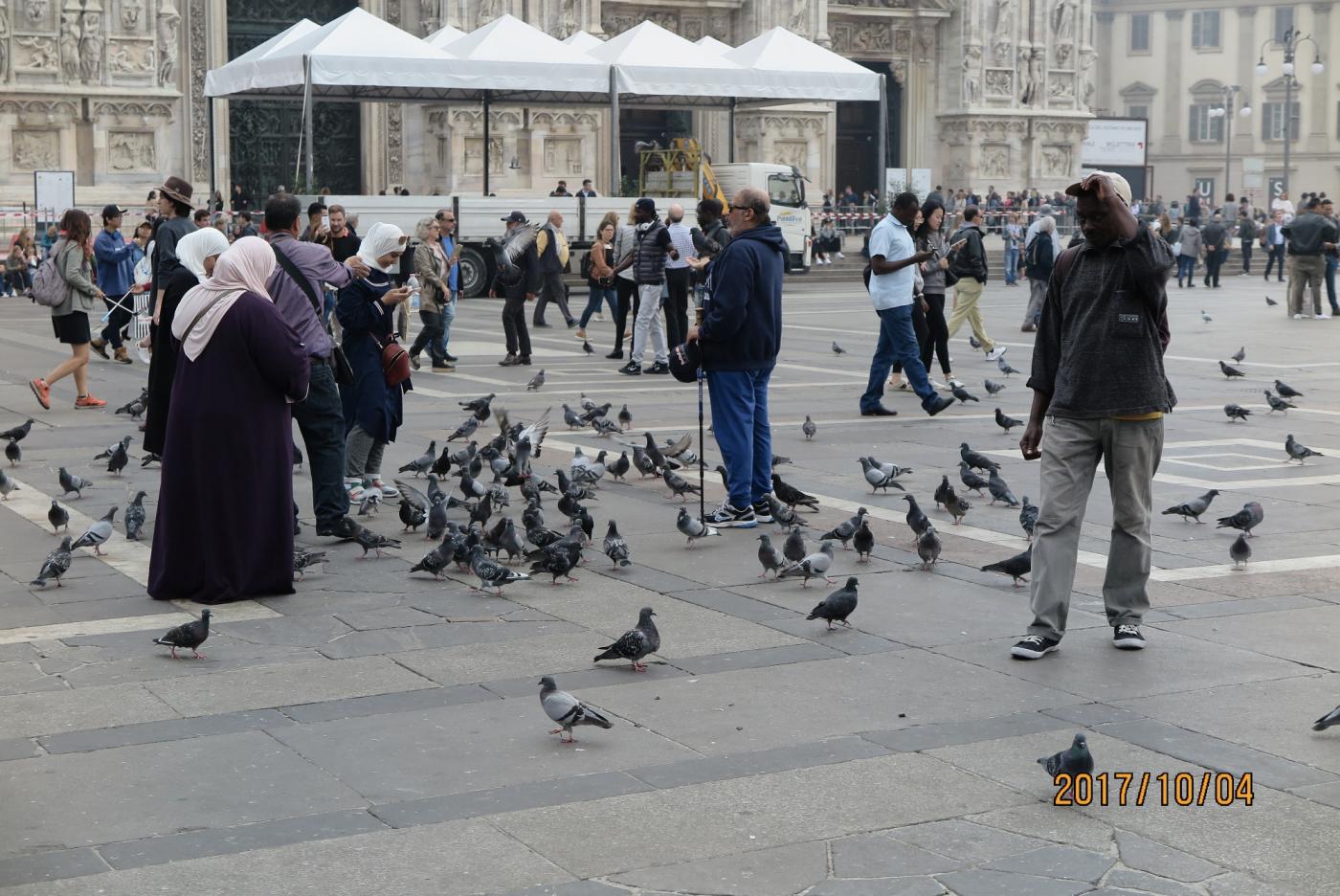 乐趣无穷:抓怕意大利街头的形形色色_图1-6