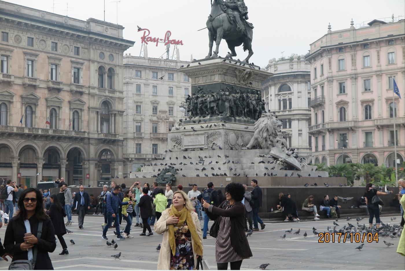 乐趣无穷:抓怕意大利街头的形形色色_图1-7