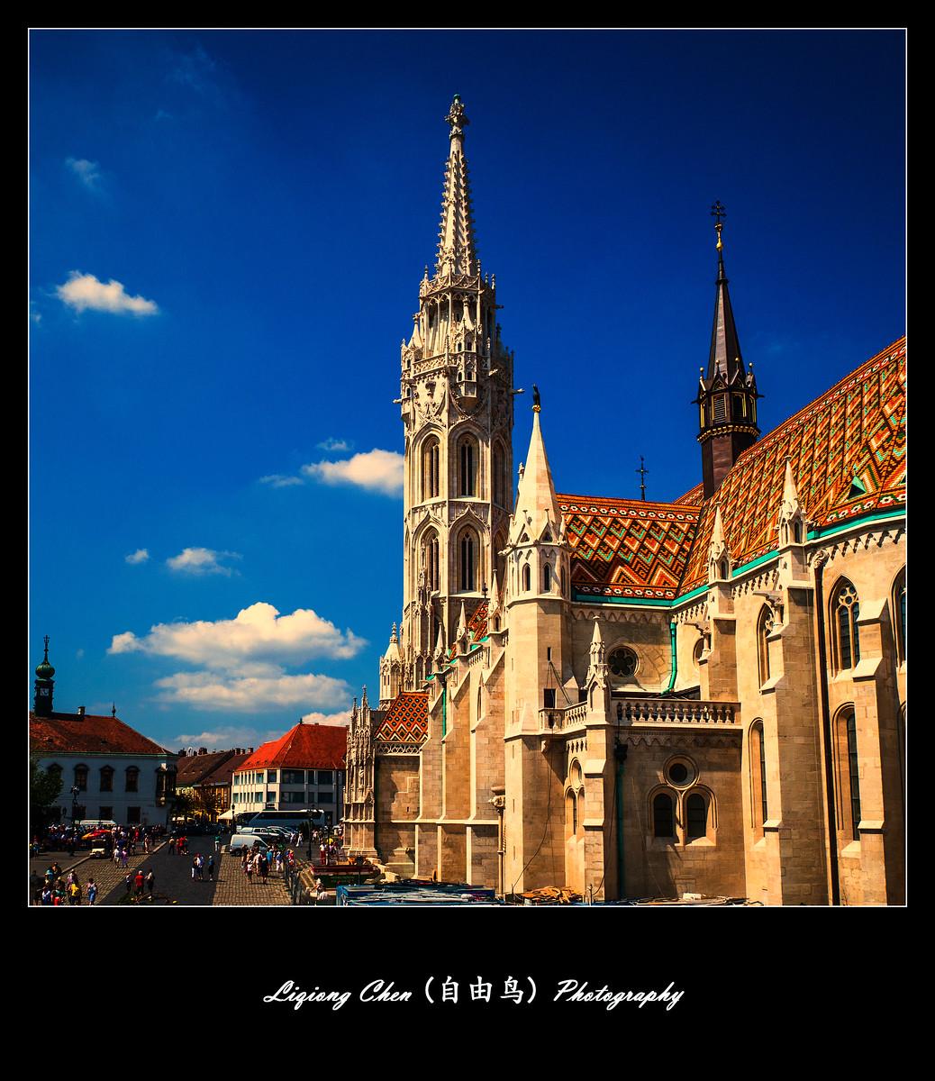 布达佩斯,多瑙河上的一颗明珠_图1-4