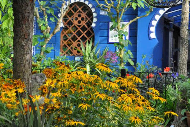 Lyn malcolms Garden 花园_图1-8