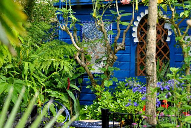 Lyn malcolms Garden 花园_图1-10