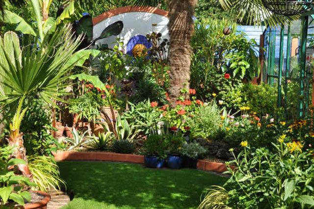 Lyn malcolms Garden 花园_图1-13