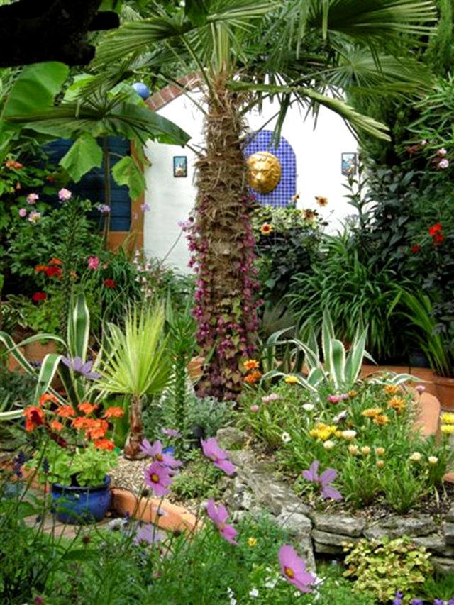 Lyn malcolms Garden 花园_图1-17