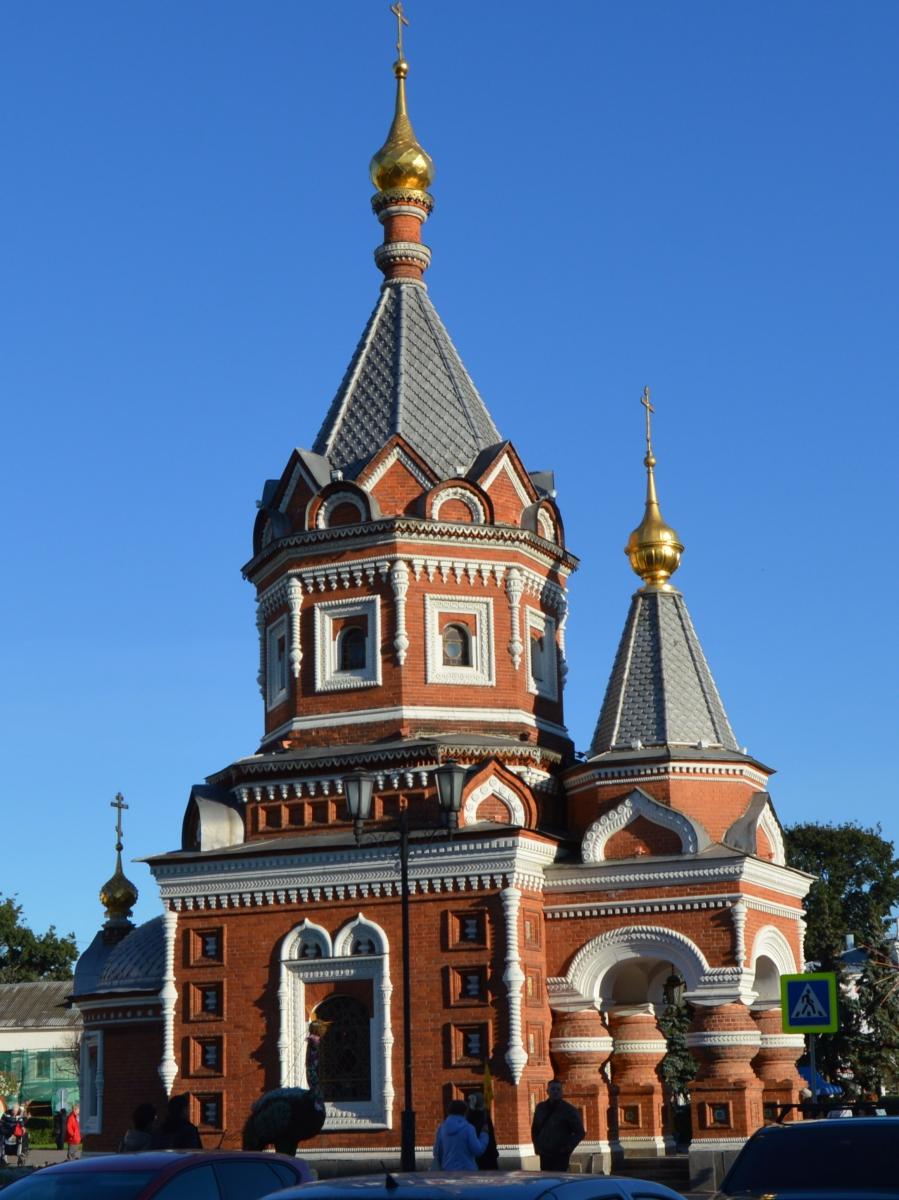 俄罗斯小镇风光_图1-25