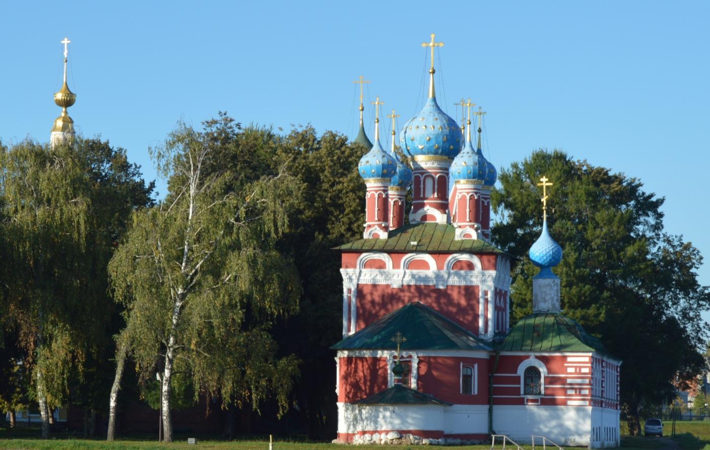 俄罗斯小镇风光_图1-37