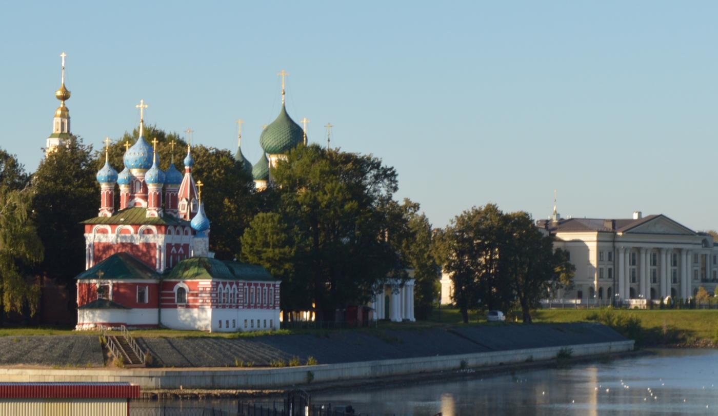 俄罗斯小镇风光_图1-38