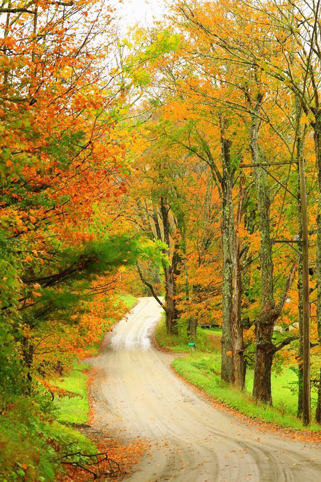 【原创摄影】Vermont West Dover 之行(2)_图1-4