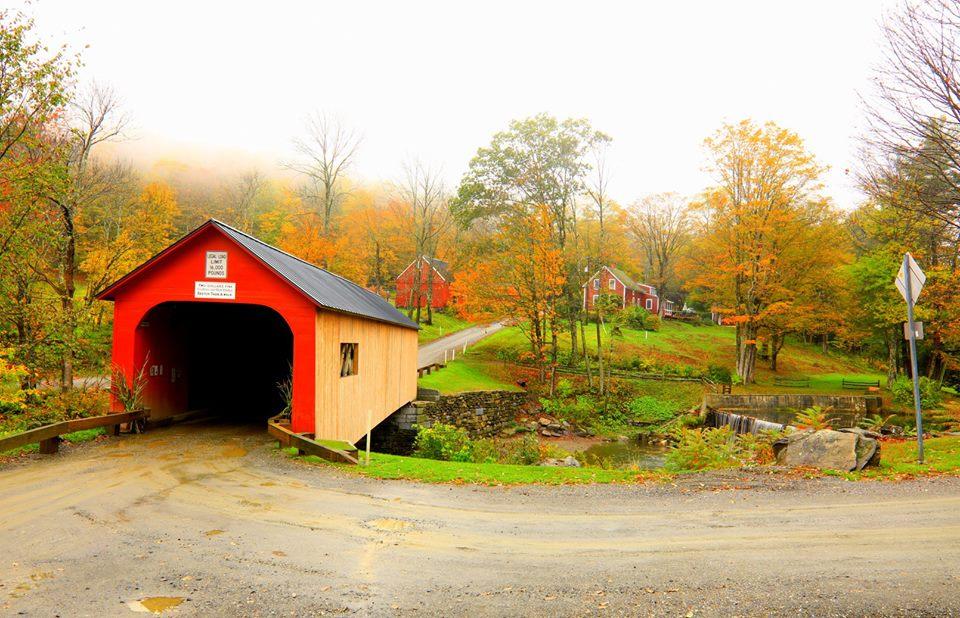 【原创摄影】Vermont West Dover 之行(2)_图1-7