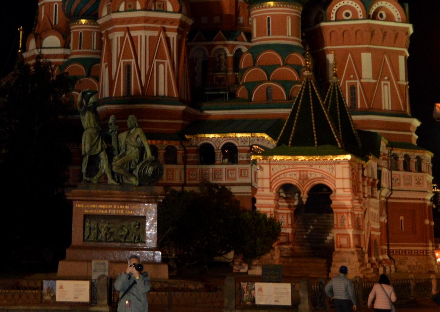 夜游莫斯科红场_图1-6