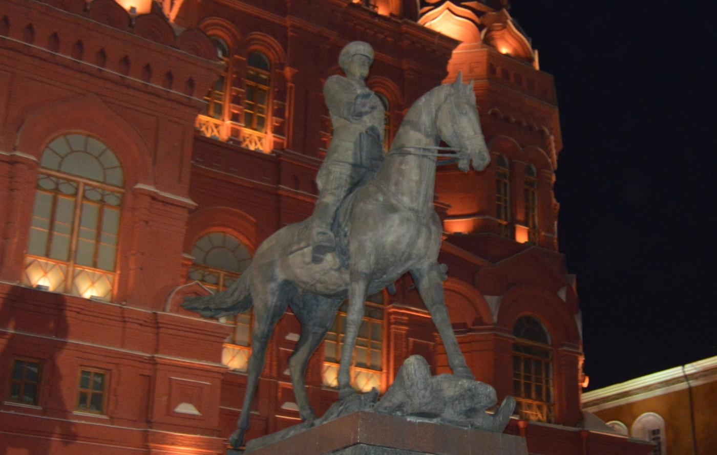 夜游莫斯科红场_图1-7