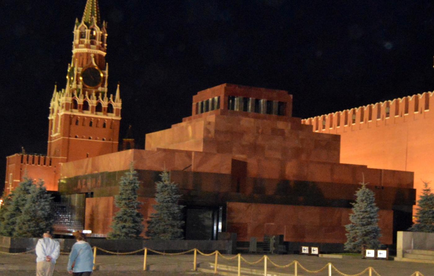 夜游莫斯科红场_图1-11