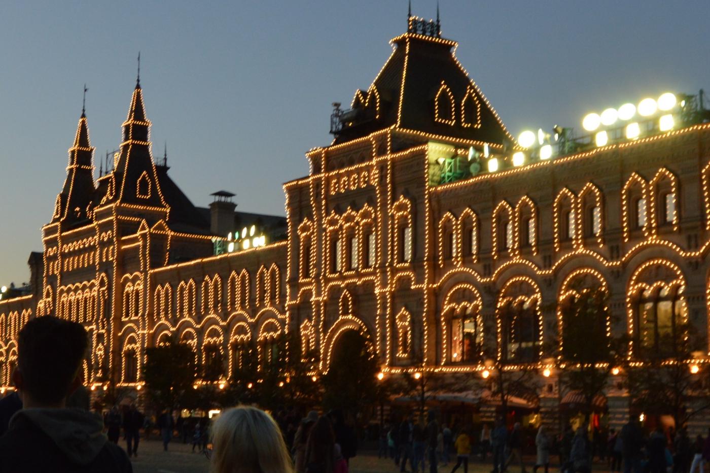 夜游莫斯科红场_图1-21