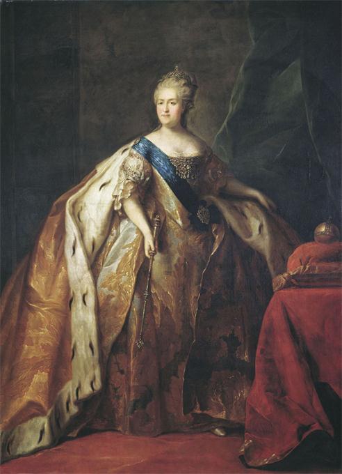 【 (3)女皇大帝 -- 叶卡捷琳娜二世】_图1-9