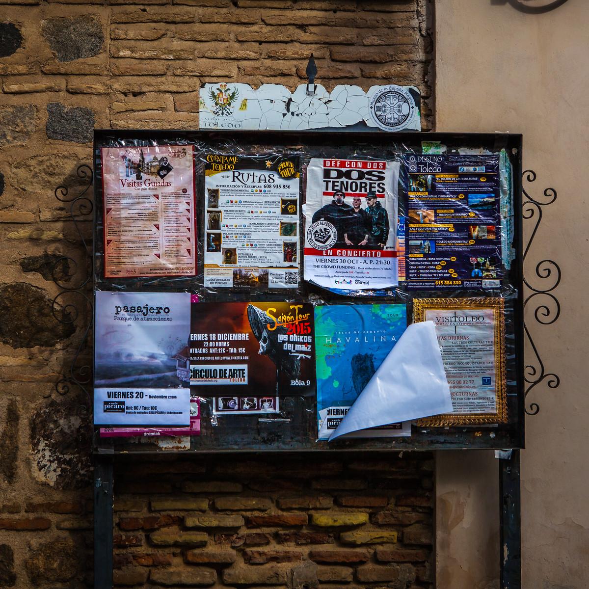 西班牙托莱多小镇,街头小品_图1-2