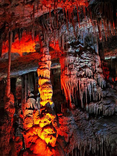 钟乳石洞穴自然保护区_图1-12