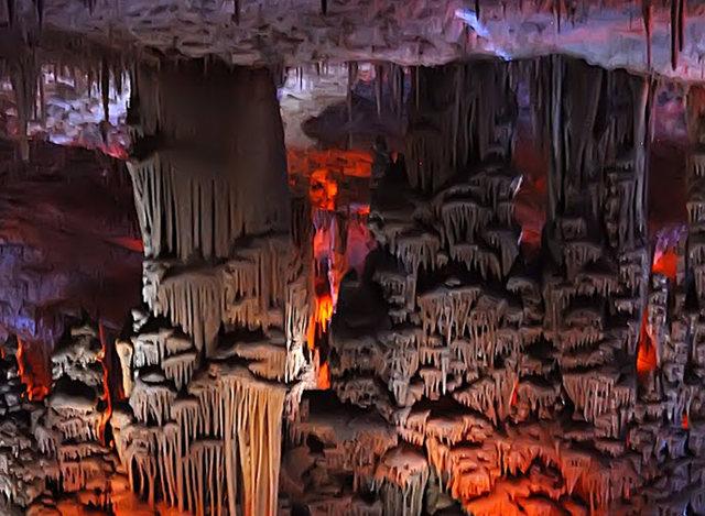 钟乳石洞穴自然保护区_图1-16