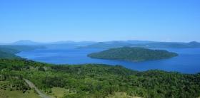 北海道自驾游 - 屈斜路湖