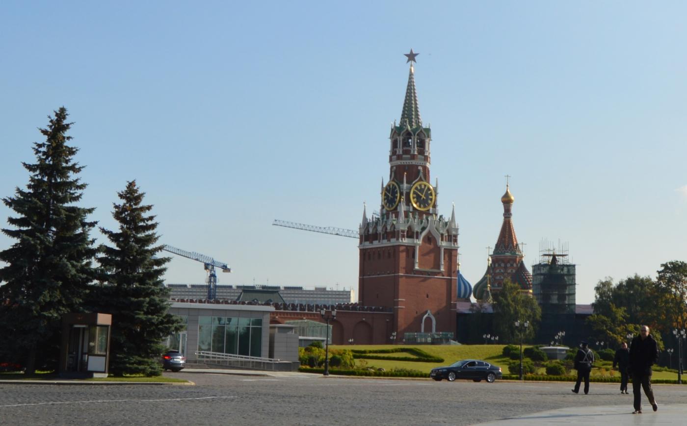 莫斯科克里姆林宫_图1-9