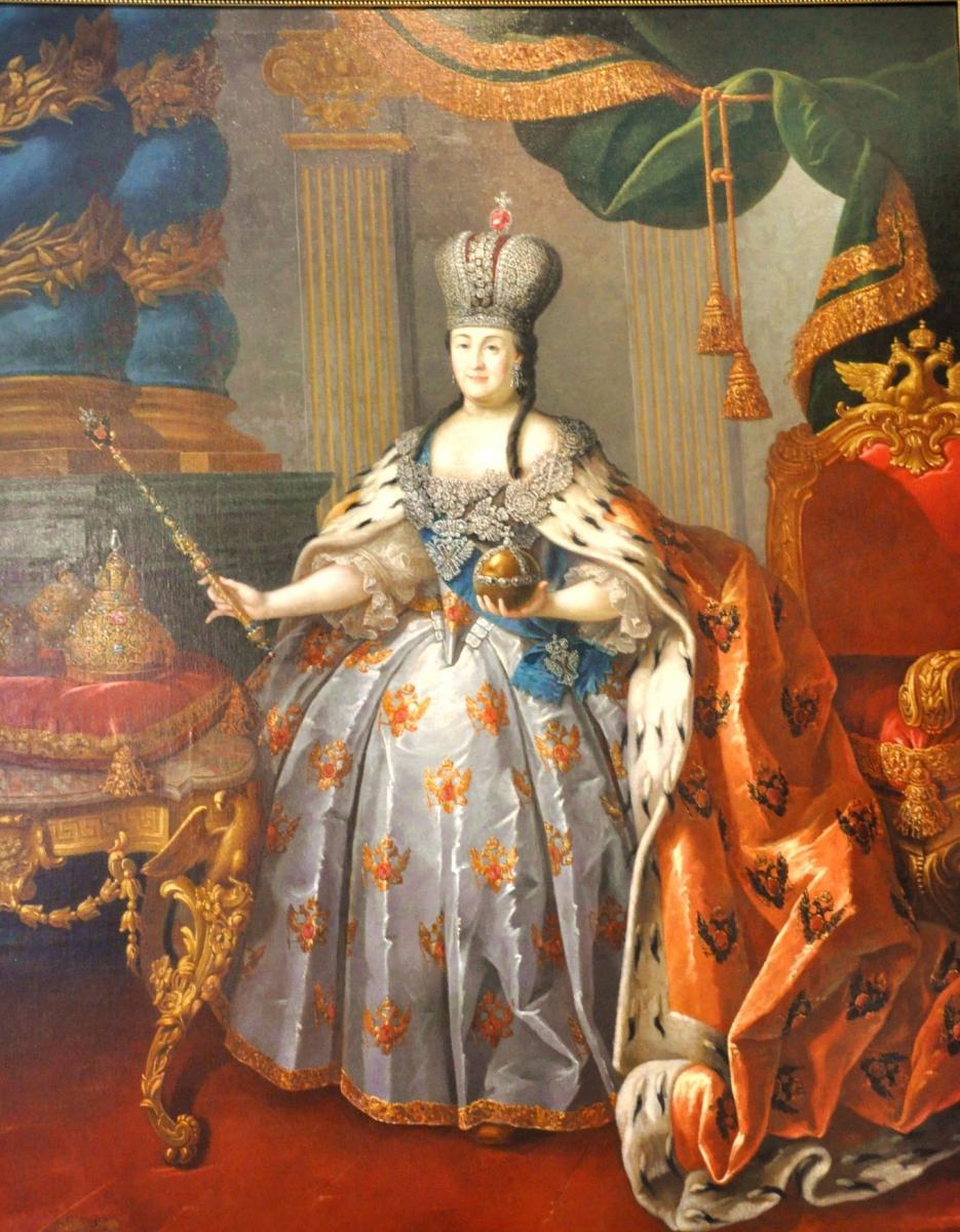 【 (4)女皇大帝 -- 叶卡捷琳娜二世】_图1-9