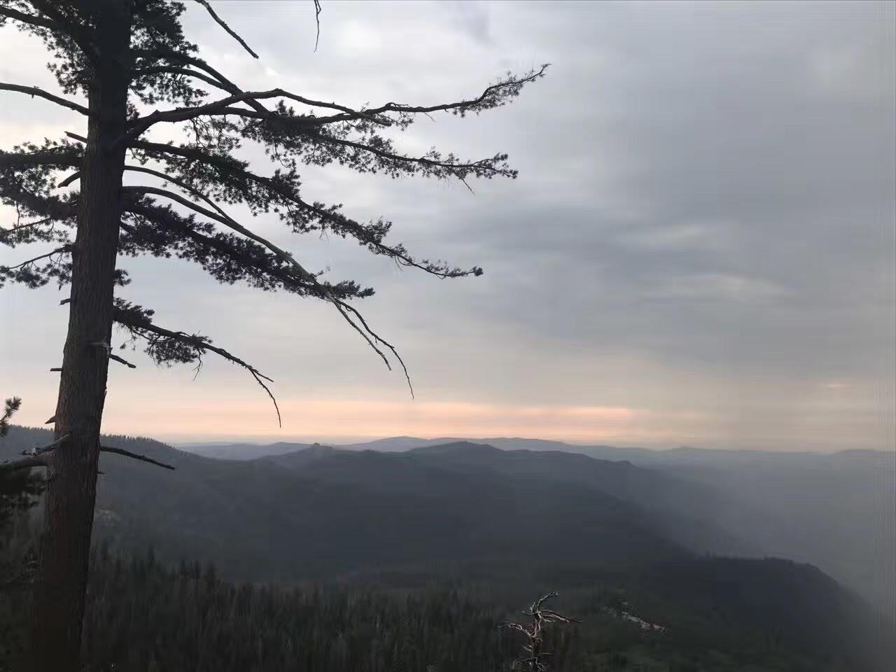 加州优胜美地公家公园 - 冰川点_图1-4