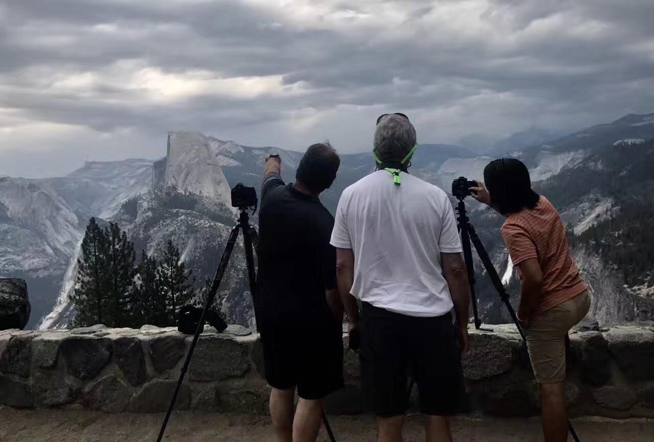 加州优胜美地公家公园 - 冰川点_图1-8
