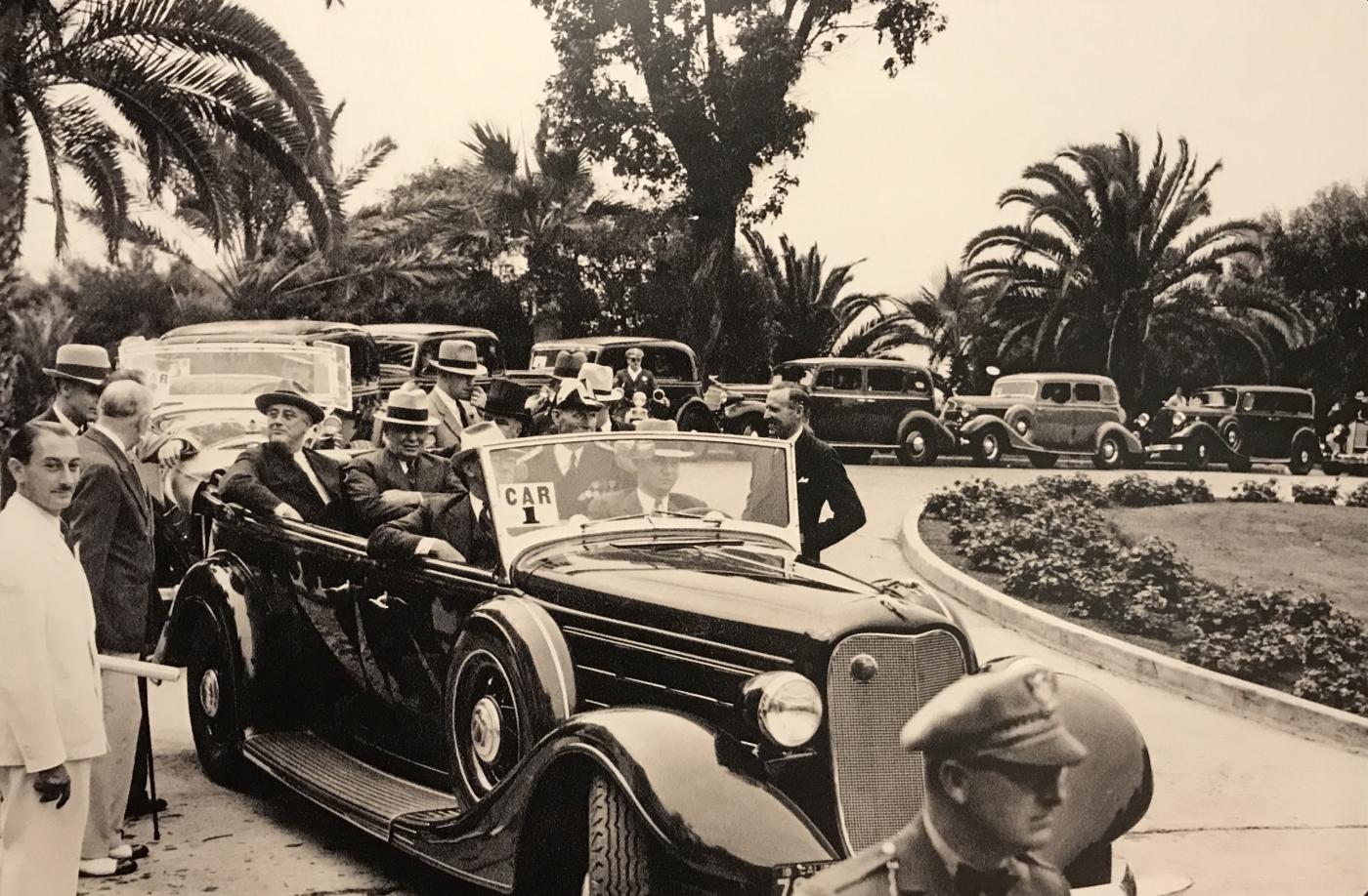 圣地亚哥科罗娜多酒店的老照片_图1-2