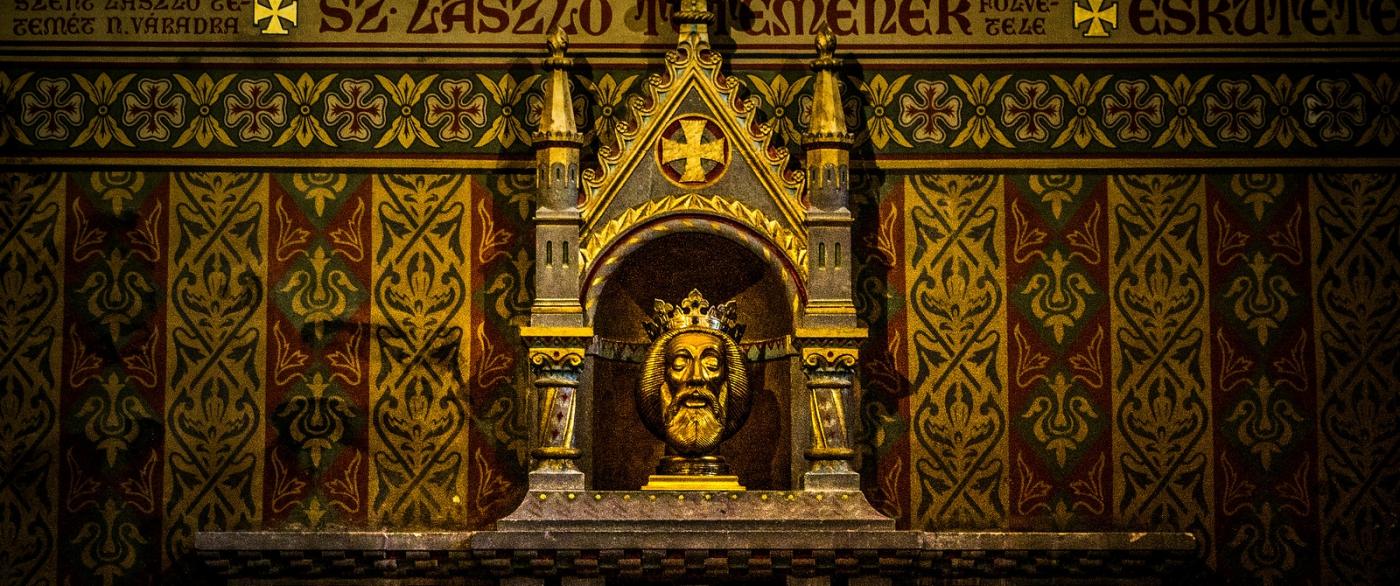 布达佩斯马加什教堂,内设精致豪华_图1-8