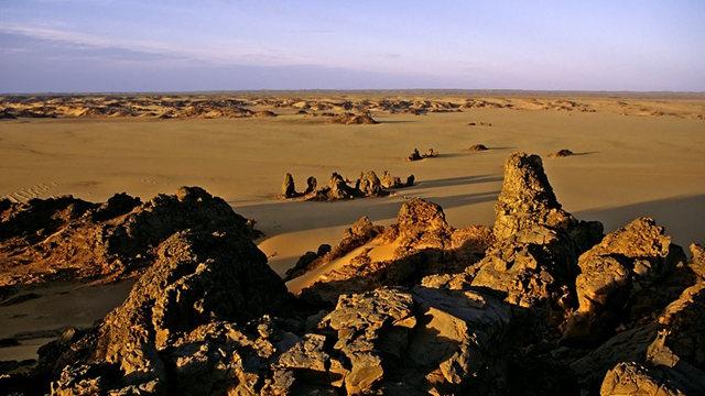 撒哈拉沙漠_图1-25