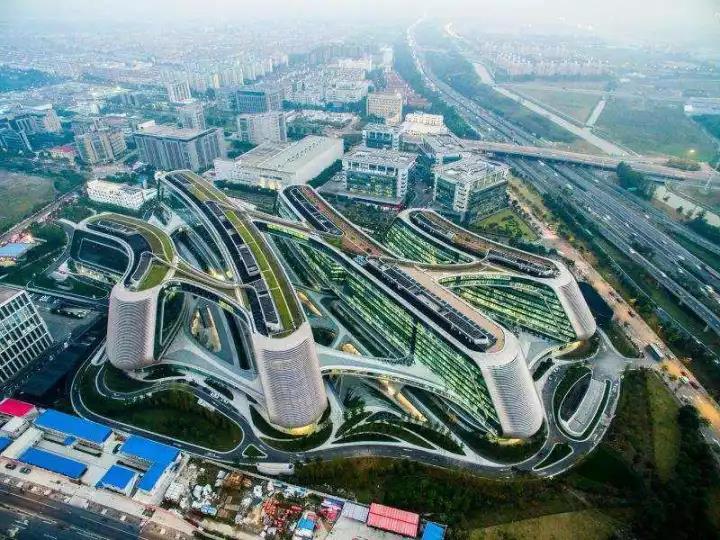 上海七大CBD美景_图1-15