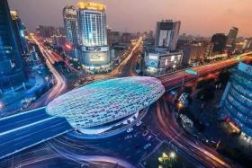 上海七大CBD美景