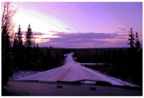 初访阿拉斯加之二~折返死亡公路